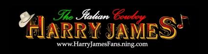 Harry James italian cowboy Banner