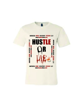 HUSTLE OR DIE WEB T